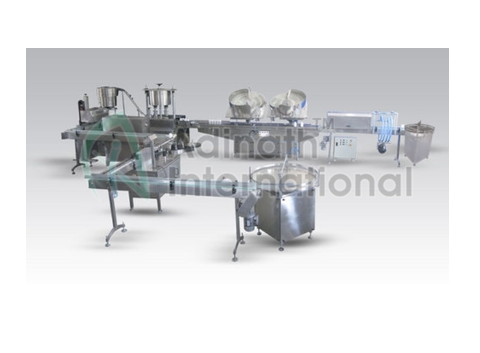 Tablet Counting Packaging Line