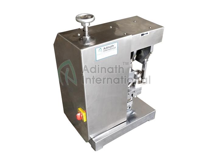 Tablet Press Machine R&D Lab Model - Adinath International