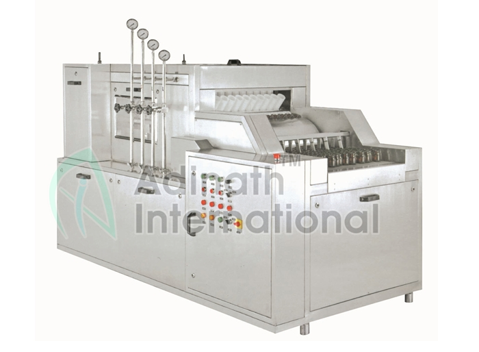 Automatic Linear Vial Washer Suppliers in India