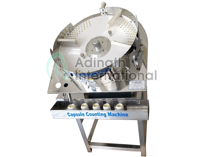Capsule Counting Machine Manufacturers in India