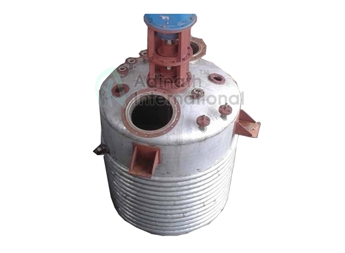Chemical Reaction Vessel Suppliers in India