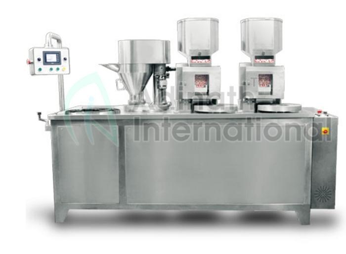 High Speed Semi-Automatic Capsule Filling Machine Manufacturers & Suppliers