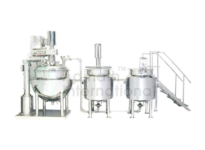 Ointment Manufacturing Plant Manufacturers & Suppliers