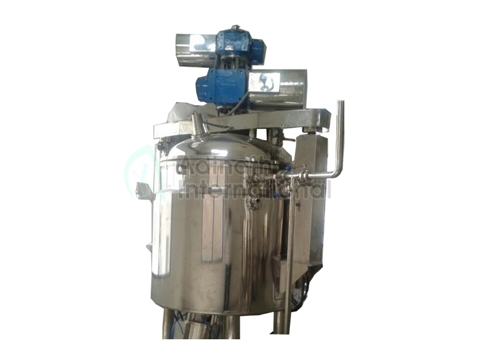 Ointment and Cream Mixing Vessel Manufacturers & Suppliers