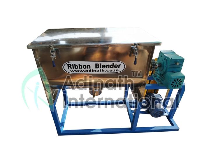 Ribbon Blender Machine Manufacturers