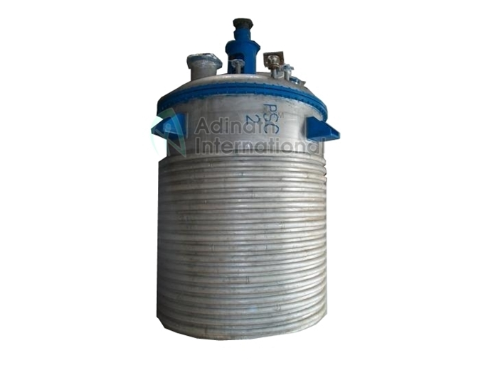 Stainless Steel Reactors Manufacturers & Suppliers